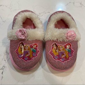 Disney Princess Slippers in size 11-12 shoes